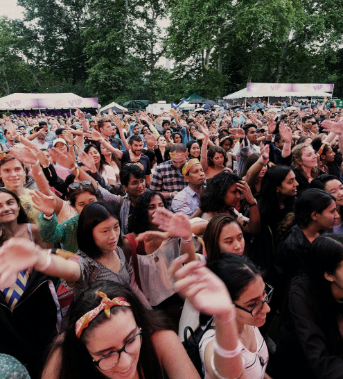 about ozy fest experience