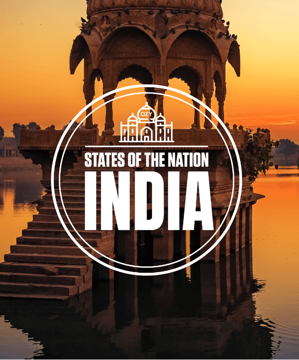 States of the Nation: India